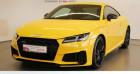 Audi TT Coupe Audi Coupé TFSI 2.0 S-Tronic Jaune à Remich L-