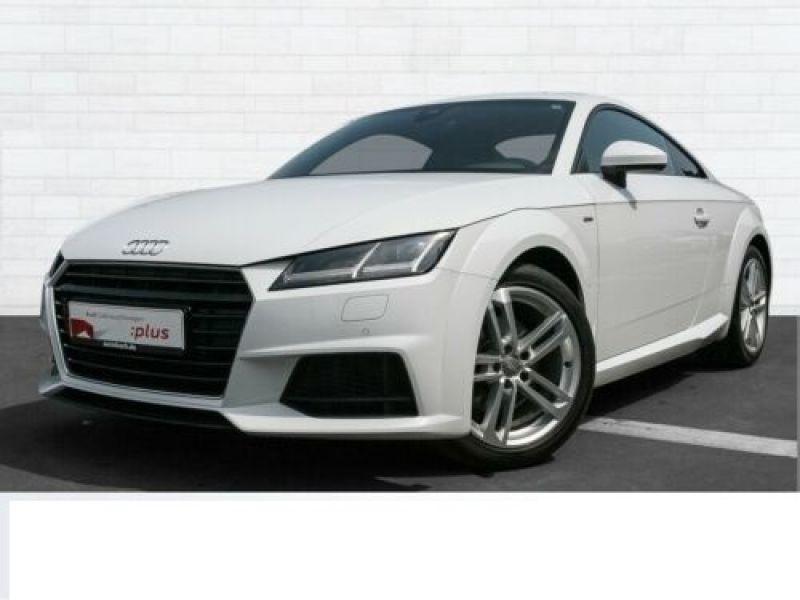 Audi TT Coupe Coupé 1.8 TFSI 180 cv Blanc occasion à Beaupuy
