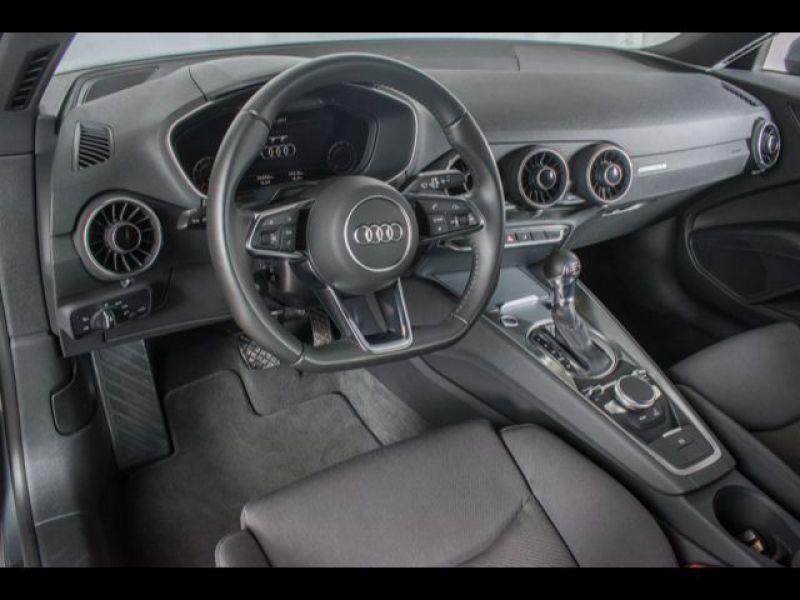 Audi TT Coupe Coupé 1.8 TFSI 180 cv Gris occasion à Beaupuy - photo n°2
