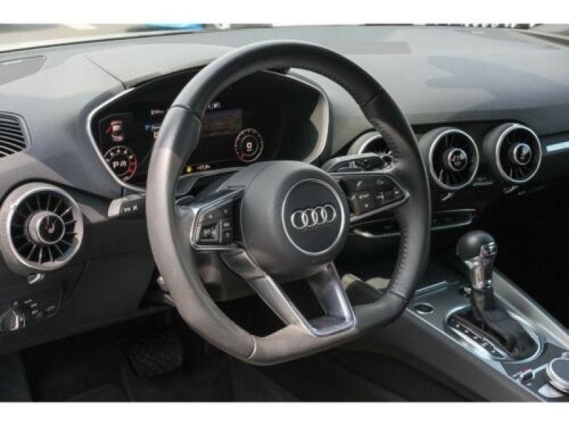 Audi TT Coupe Coupé 1.8 TFSI 180 cv Blanc occasion à Beaupuy - photo n°2