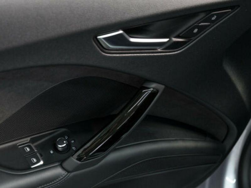 Audi TT Coupe Coupé 1.8 TFSI 180 cv Argent occasion à Beaupuy - photo n°9