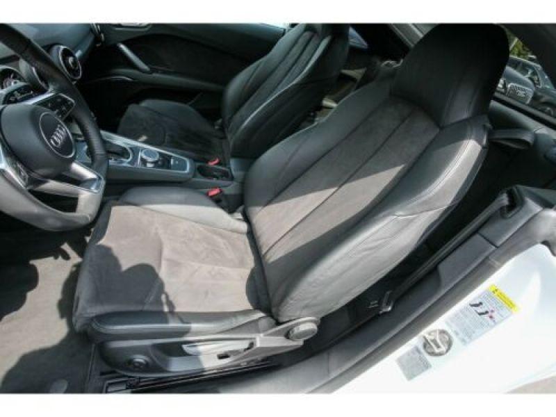 Audi TT Coupe Coupé 1.8 TFSI 180 cv Blanc occasion à Beaupuy - photo n°4