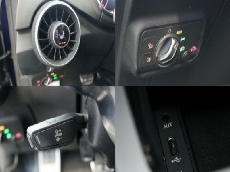 Audi TT Coupe Coupé 1.8 TFSI 180 cv Bleu occasion à Beaupuy - photo n°8