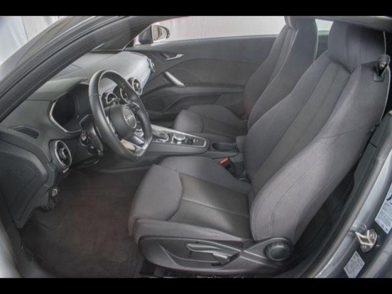Audi TT Coupe Coupé 1.8 TFSI 180 cv Gris occasion à Beaupuy - photo n°4