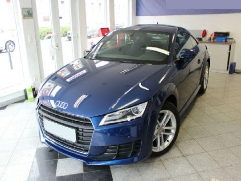Audi TT Coupe Coupé 1.8 TFSI 180 cv Bleu occasion à Beaupuy