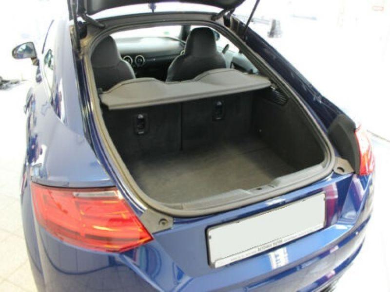 Audi TT Coupe Coupé 1.8 TFSI 180 cv Bleu occasion à Beaupuy - photo n°9