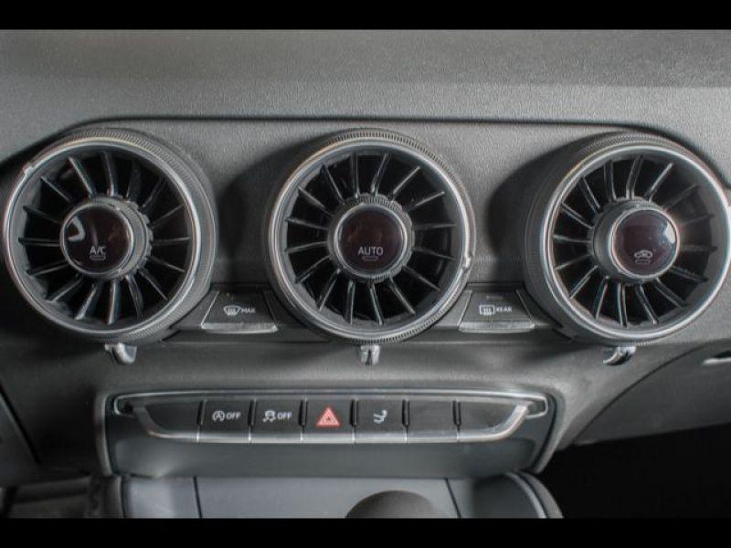 Audi TT Coupe Coupé 1.8 TFSI 180 cv Gris occasion à Beaupuy - photo n°7