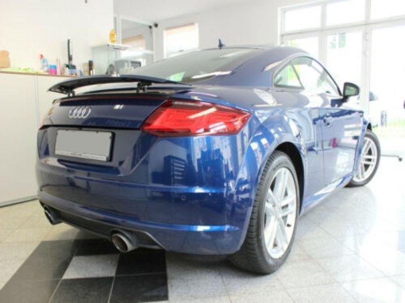 Audi TT Coupe Coupé 1.8 TFSI 180 cv Bleu occasion à Beaupuy - photo n°3