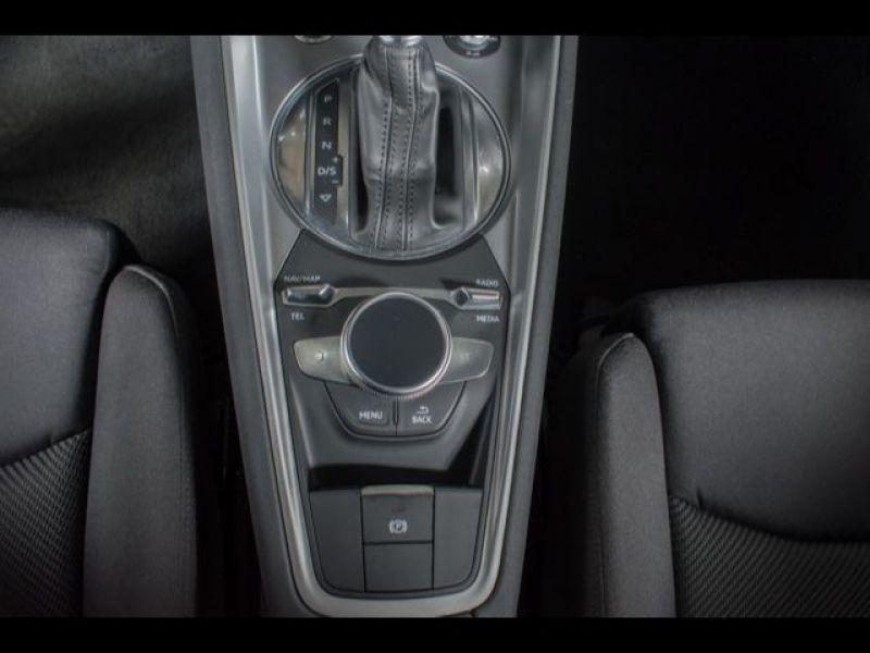 Audi TT Coupe Coupé 1.8 TFSI 180 cv Gris occasion à Beaupuy - photo n°6