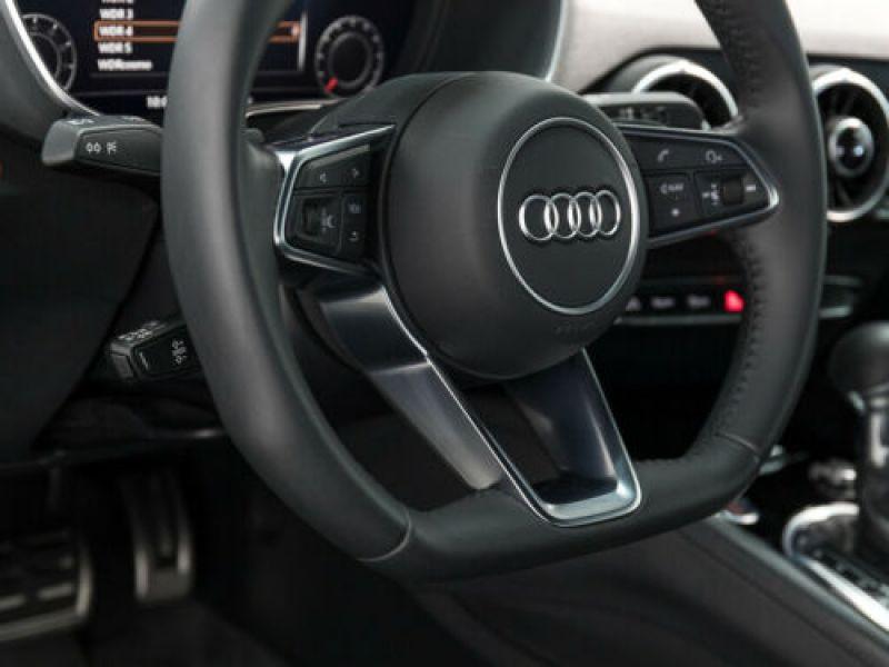 Audi TT Coupe Coupé 1.8 TFSI 180 cv Argent occasion à Beaupuy - photo n°2