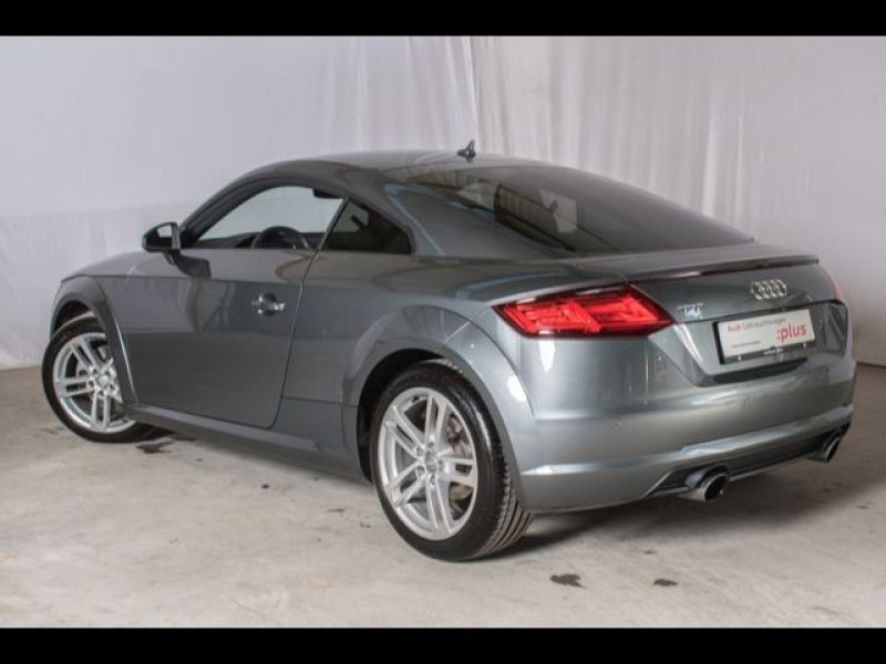 Audi TT Coupe Coupé 1.8 TFSI 180 cv Gris occasion à Beaupuy - photo n°3