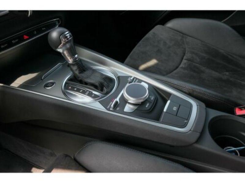 Audi TT Coupe Coupé 1.8 TFSI 180 cv Blanc occasion à Beaupuy - photo n°5
