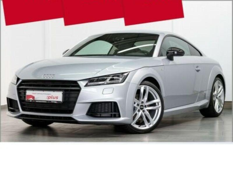 Audi TT Coupe Coupé 1.8 TFSI 180 cv Argent occasion à Beaupuy