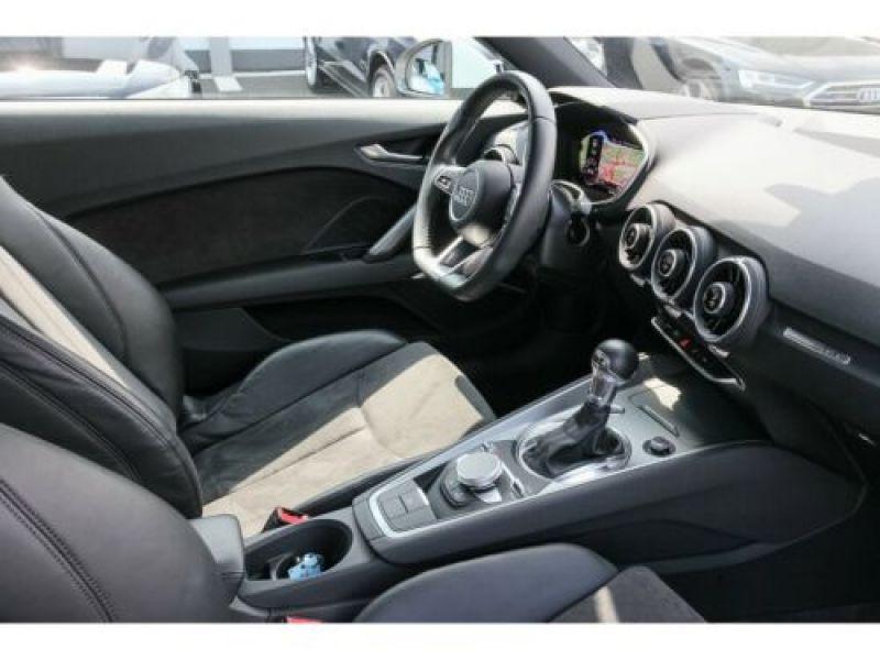 Audi TT Coupe Coupé 1.8 TFSI 180 cv Blanc occasion à Beaupuy - photo n°9