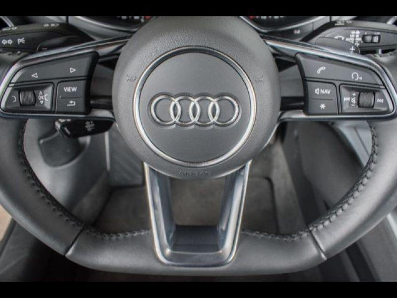 Audi TT Coupe Coupé 1.8 TFSI 180 cv Gris occasion à Beaupuy - photo n°8