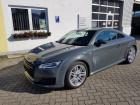 Audi TT Coupe Coupé 2.0 TDI 184 ch Gris à Beaupuy 31