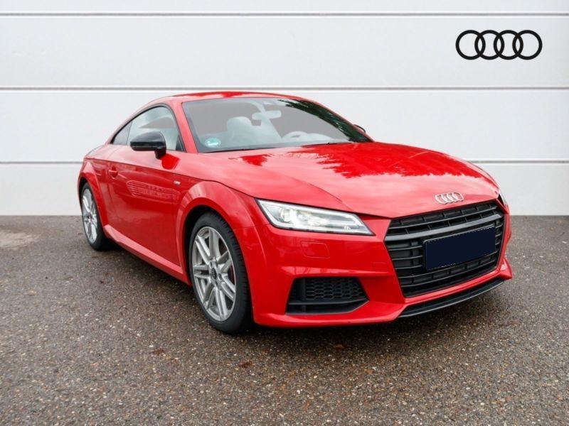 Audi TT Coupe Coupé 2.0 TFSI 230 S Line Rouge occasion à Beaupuy