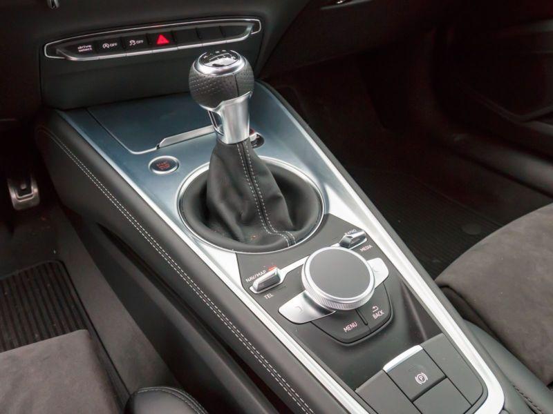 Audi TT Coupe Coupé 2.0 TFSI 230 S Line Rouge occasion à Beaupuy - photo n°7
