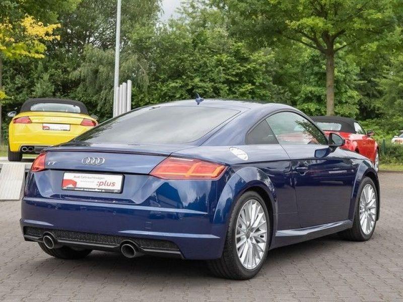 Audi TT Coupe Coupé 2.0 TFSI 230 Bleu occasion à Beaupuy - photo n°3