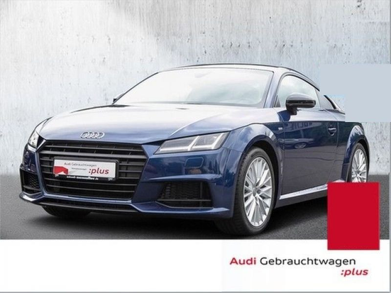 Audi TT Coupe Coupé 2.0 TFSI 230 Bleu occasion à Beaupuy