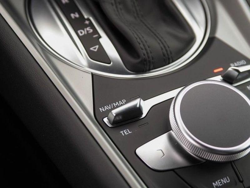 Audi TT Coupe Coupé 2.0 TFSI 230 Bleu occasion à Beaupuy - photo n°5