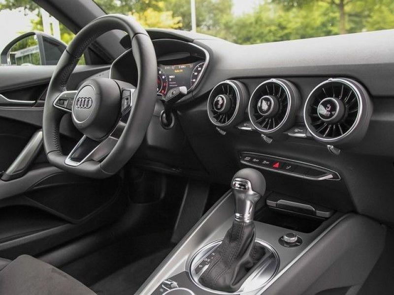 Audi TT Coupe Coupé 2.0 TFSI 230 Bleu occasion à Beaupuy - photo n°2