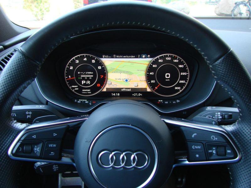 Audi TT Coupe Coupé 2.0 TFSI Quattro 230 S Line Gris occasion à Beaupuy - photo n°2