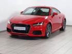 Audi TT Coupe Coupé 2.0 TFSI Quattro 230 S Line Rouge à Beaupuy 31