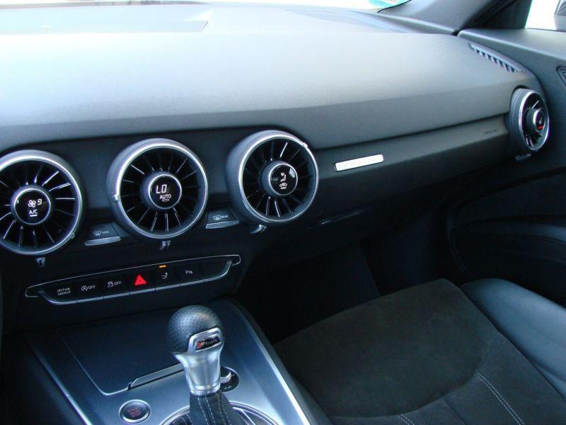 Audi TT Coupe Coupé 2.0 TFSI Quattro 230 S Line Gris occasion à Beaupuy - photo n°7