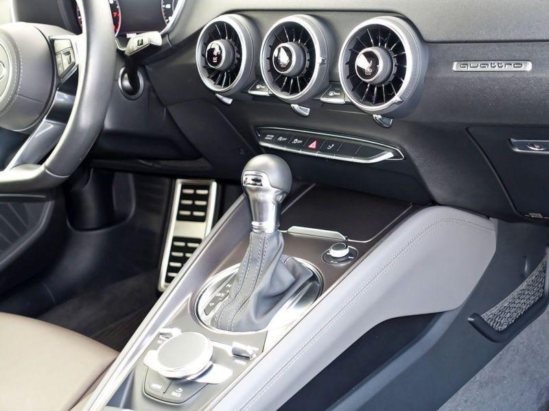 Audi TT Coupe Coupé 2.0 TFSI Quattro 230 Gris occasion à Beaupuy - photo n°7