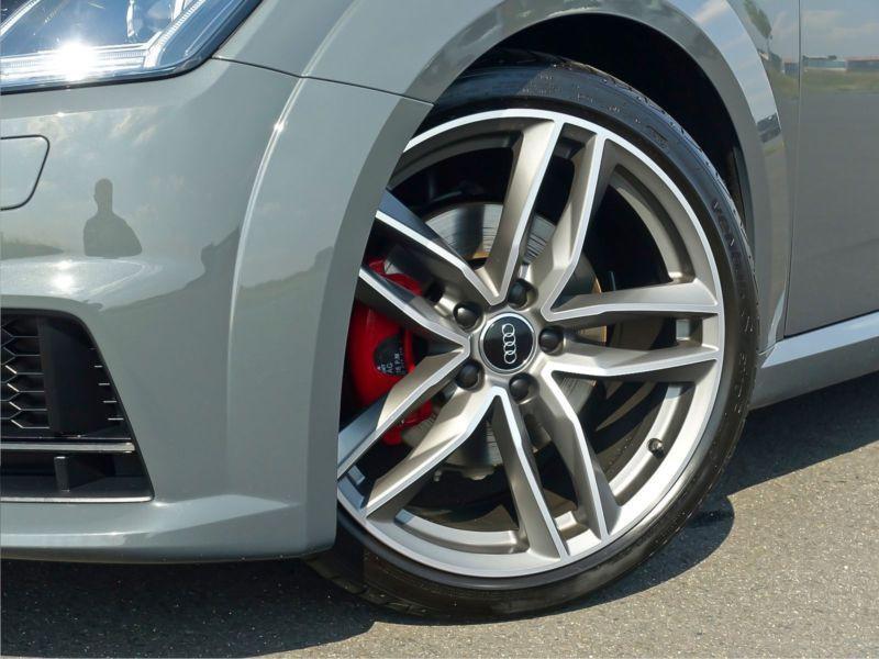 Audi TT Coupe Coupé 2.0 TFSI Quattro 230 Gris occasion à Beaupuy - photo n°8