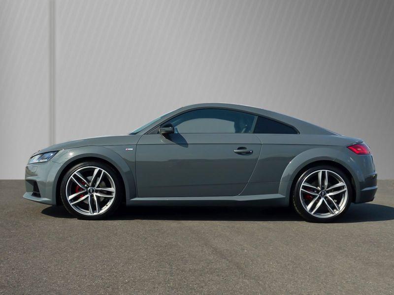 Audi TT Coupe Coupé 2.0 TFSI Quattro 230 Gris occasion à Beaupuy - photo n°9