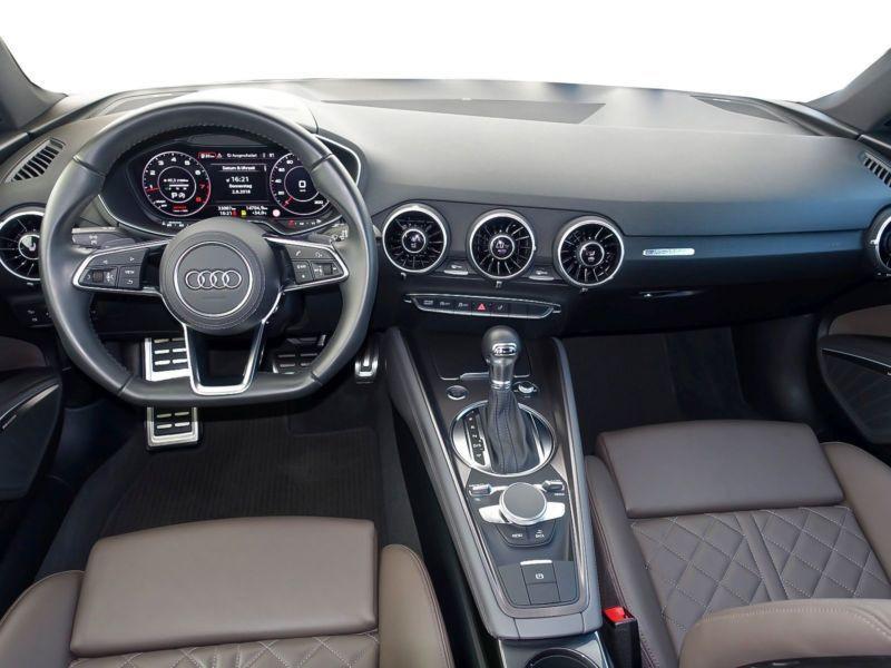 Audi TT Coupe Coupé 2.0 TFSI Quattro 230 Gris occasion à Beaupuy - photo n°2
