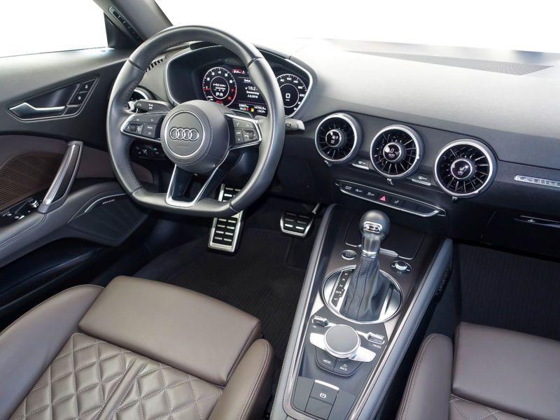 Audi TT Coupe Coupé 2.0 TFSI Quattro 230 Gris occasion à Beaupuy - photo n°6