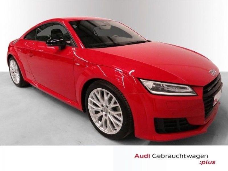 Audi TT Coupe Coupé 2.0 TFSI Quattro 230 Rouge occasion à Beaupuy