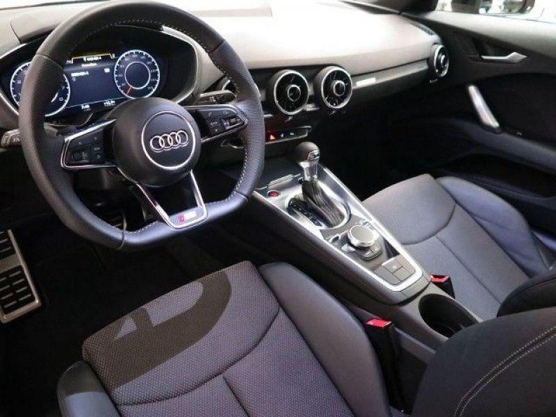 Audi TT Coupe Coupé 2.0 TFSI Quattro 230 Rouge occasion à Beaupuy - photo n°6