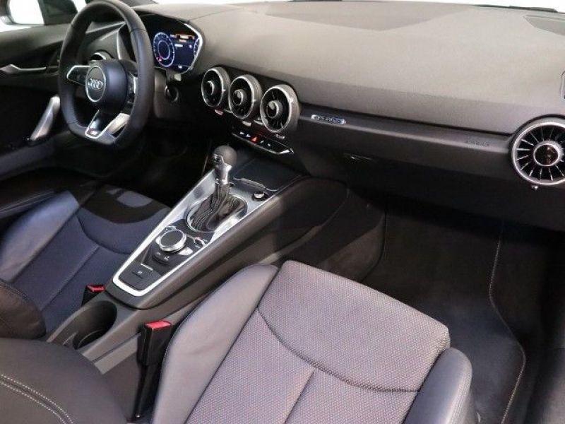 Audi TT Coupe Coupé 2.0 TFSI Quattro 230 Rouge occasion à Beaupuy - photo n°7