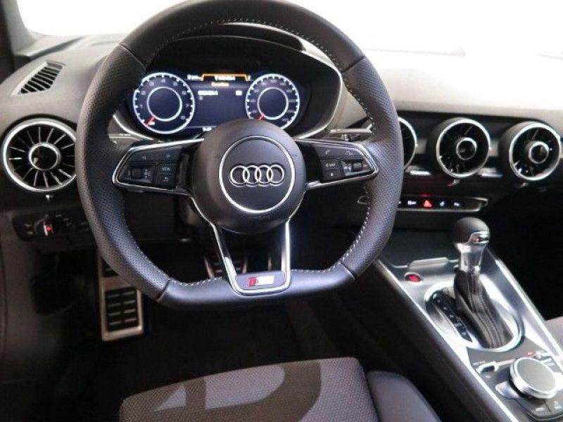 Audi TT Coupe Coupé 2.0 TFSI Quattro 230 Rouge occasion à Beaupuy - photo n°2