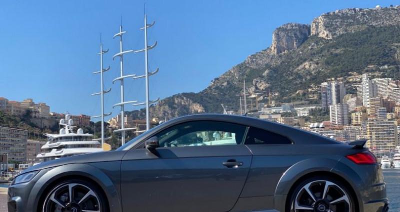 Audi TT Coupe COUPE 2.5 TFSI QUATTRO 400 CV S-TRONIC - MONACO Gris occasion à MONACO - photo n°5