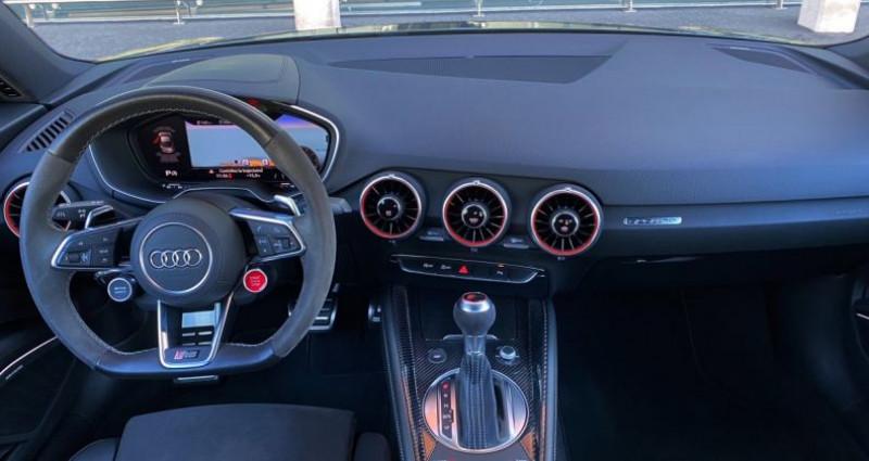 Audi TT Coupe COUPE 2.5 TFSI QUATTRO 400 CV S-TRONIC - MONACO Gris occasion à MONACO - photo n°7