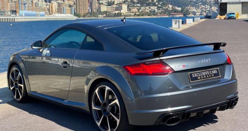 Audi TT Coupe COUPE 2.5 TFSI QUATTRO 400 CV S-TRONIC - MONACO Gris occasion à MONACO - photo n°4