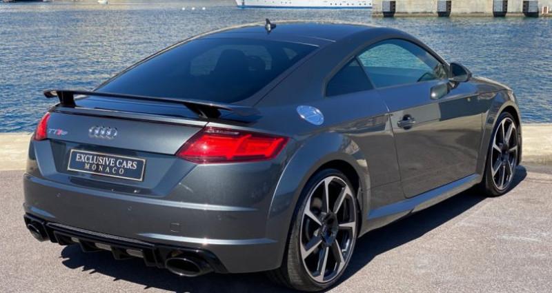 Audi TT Coupe COUPE 2.5 TFSI QUATTRO 400 CV S-TRONIC - MONACO Gris occasion à MONACO - photo n°3