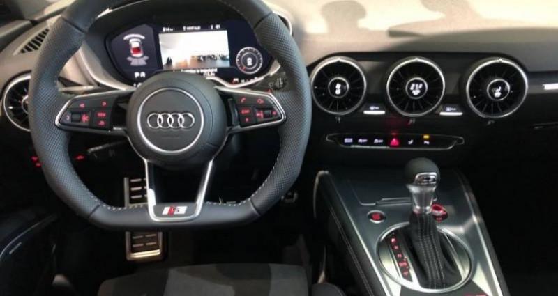 Audi TT Coupe Coupé 40 TFSI 197 S tronic 7 S line  occasion à Chenove - photo n°4