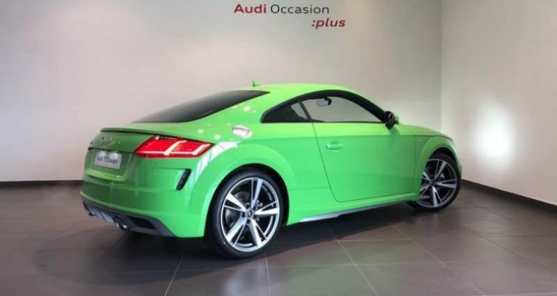 Audi TT Coupe Coupé 40 TFSI 197 S tronic 7 S line  occasion à Chenove - photo n°3