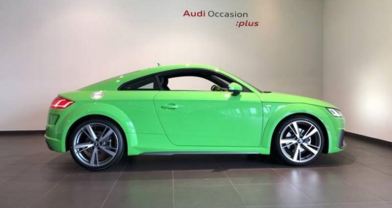 Audi TT Coupe Coupé 40 TFSI 197 S tronic 7 S line  occasion à Chenove - photo n°2