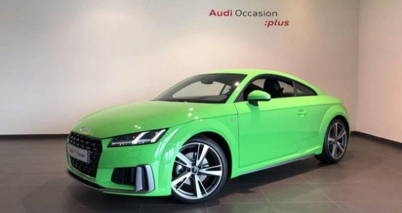 Audi TT Coupe Coupé 40 TFSI 197 S tronic 7 S line  occasion à Chenove