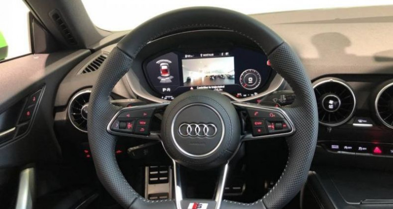 Audi TT Coupe Coupé 40 TFSI 197 S tronic 7 S line  occasion à Chenove - photo n°6