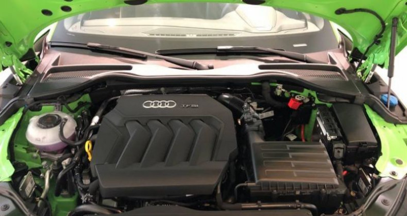 Audi TT Coupe Coupé 40 TFSI 197 S tronic 7 S line  occasion à Chenove - photo n°7