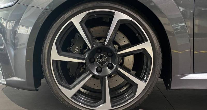 Audi TT Coupe COUPE Coupé 2.5 TFSI 400 S tronic 7 Quattro Gris occasion à Saint-Ouen - photo n°5