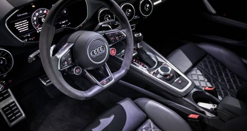 Audi TT Coupe COUPE Coupé 2.5 TFSI 400 S tronic 7 Quattro Gris occasion à Saint-Ouen - photo n°6